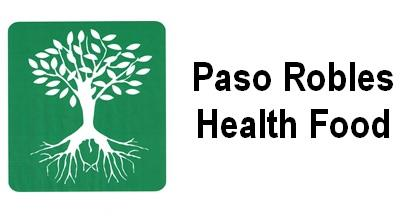 Paso Robles Health Food Logo